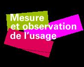 Mesure et observation de l'usage